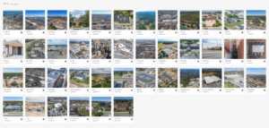 Sample Aerial Photography Image Repository